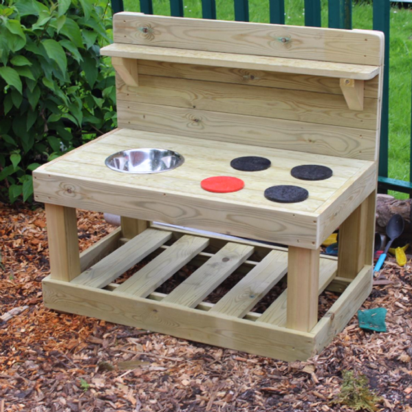 Small Mud Kitchen (Old Version)